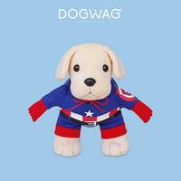 도그웨그 스타 쉴드 코스튬 강아지 옷