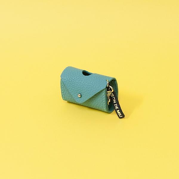 Soft Poop Bag S Blue