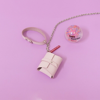 소프트 풉백 M 핑크