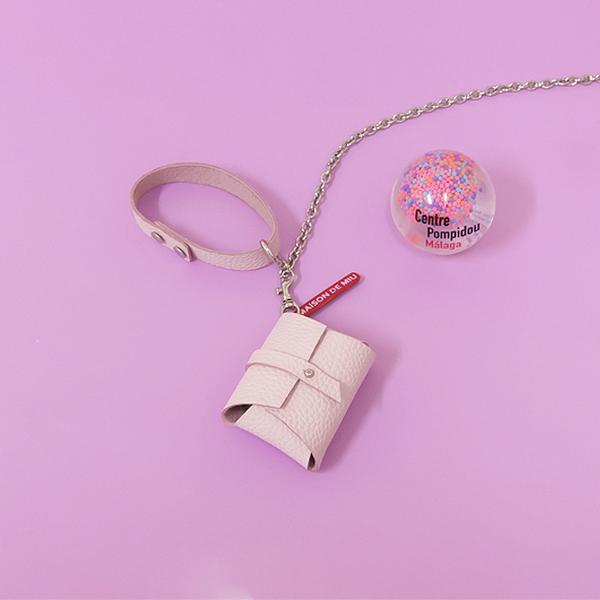 Soft Poop Bag M Pink