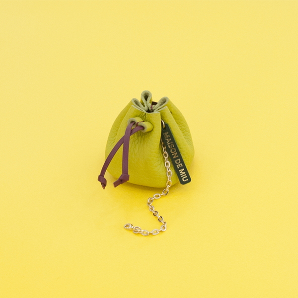 Soft Doket Bag Yellow Green
