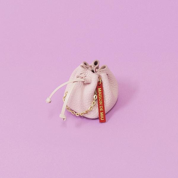 Soft Doket Bag Pink