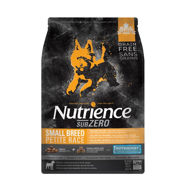 강아지사료 뉴트리언스 서브제로 프레이저 밸리 스몰브리드 5kg