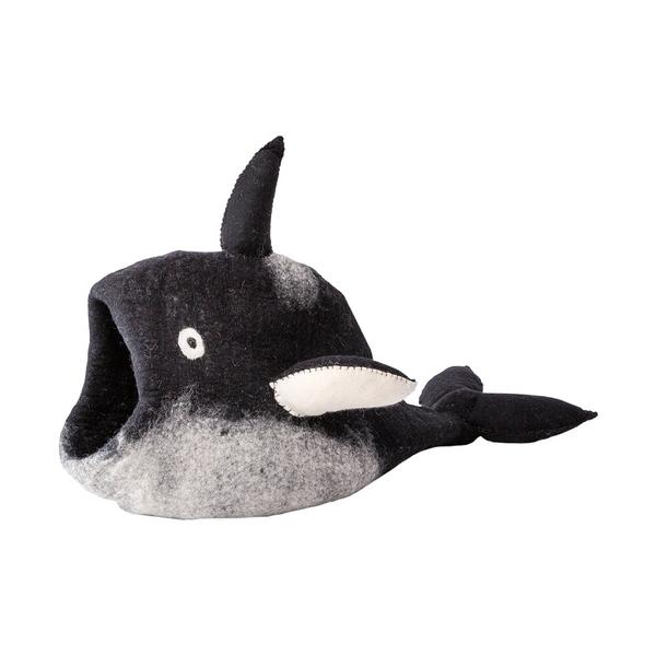 다르마독 카르마캣 범고래 모양 하우스