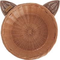 네꼬모리 고양이 오픈형 라운드 하우스 바구니냥