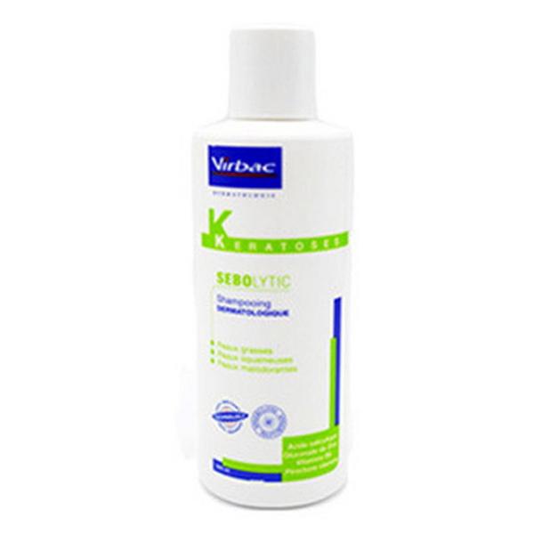 Virbac 버박 세볼리틱 (비듬지루) 약용샴푸 200ml - in