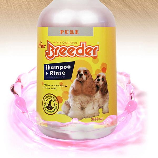 Breeder 브리더 샴푸린스 (부케향) 1000ml - in