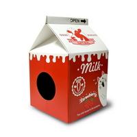 테비 밀크 하우스 딸기우유 스크레쳐