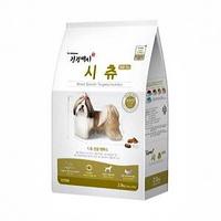 건강백서 전연령 시츄 전용 사료 2kg