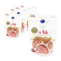 딸기맛 뼈모양 초유 간식 100g 5개입