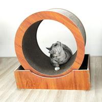 블루캣 pdc 고양이 스크래쳐 미니 캣휠