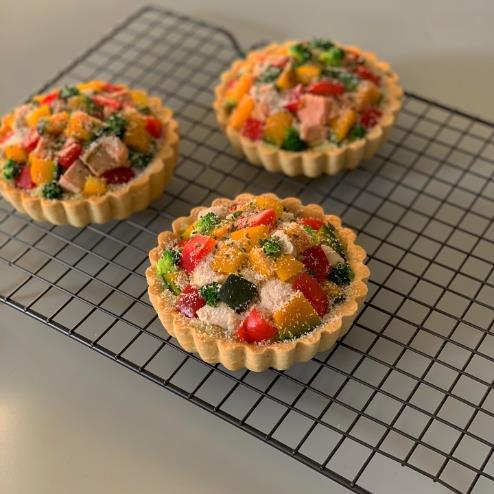 바르다펫 수제간식 바르다 타르트 케이크