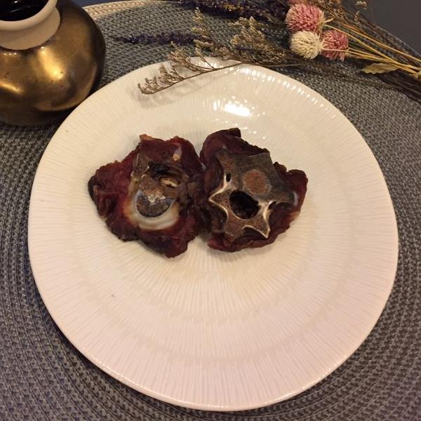 스윗비 강아지 수제간식 송아지목뼈 130g