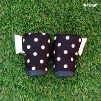 강아지신발 블랙 마카롱2-가장 편안한 반려동물 신발