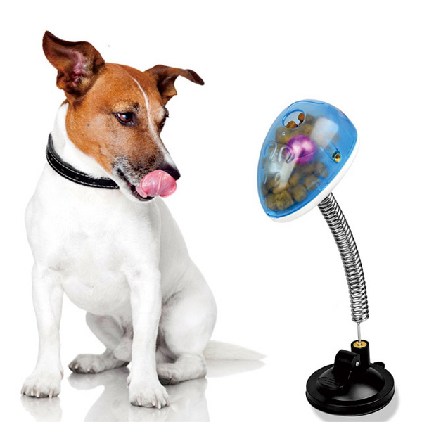 리스펫 냠냠까까 강아지 지능개발 움직이는 장난감 노즈워크스프링