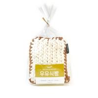 딩독 강아지 장난감 핸드메이드 우유식빵 인형