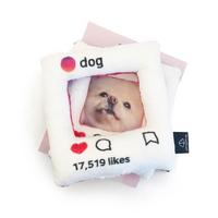 딩독 강아지 장난감 삑삑이 개스타 인형