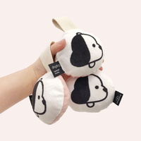 딩독 강아지 장난감 시그니쳐 토이 삑삑이 인형