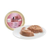 (유통기한21.11.09)캣츠파인푸드 고양이 캔 필렛 NO.403 닭고기 85g