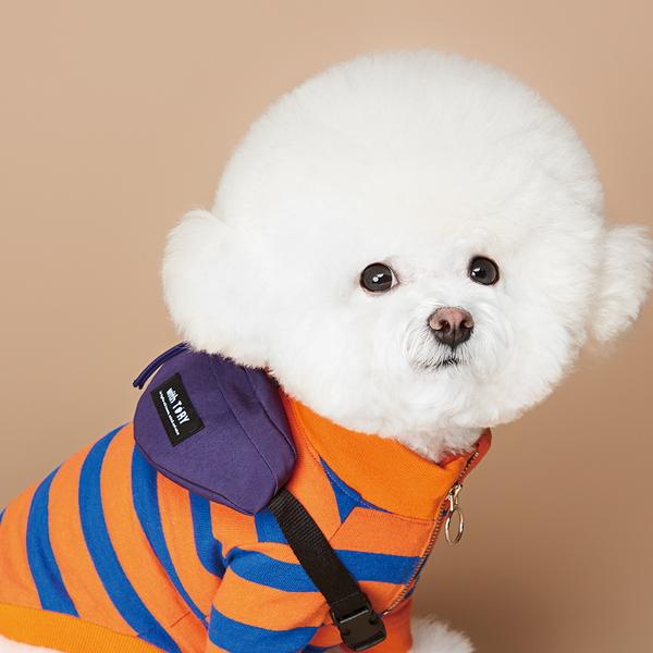 위드토리 강아지 페니백 힙색