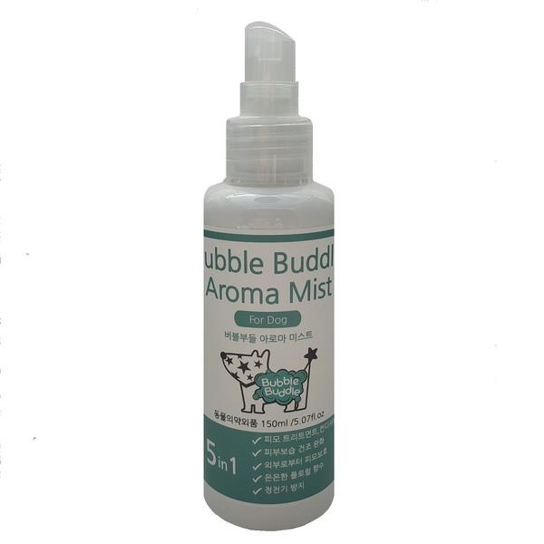 버블부들 강아지 아로마 천연 미스트 보습제 150ml