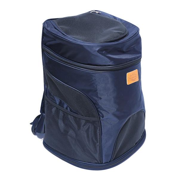 멍뭉스 애견 원통모양 앞가방 백팩 겸용 이동 가방
