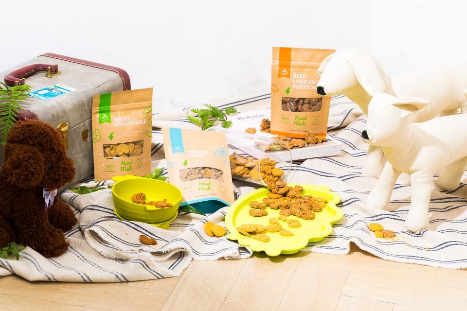 고구마 케일 쿠키 (70g) - 브루클린, 7,900원, 간식/영양제, 수제간식