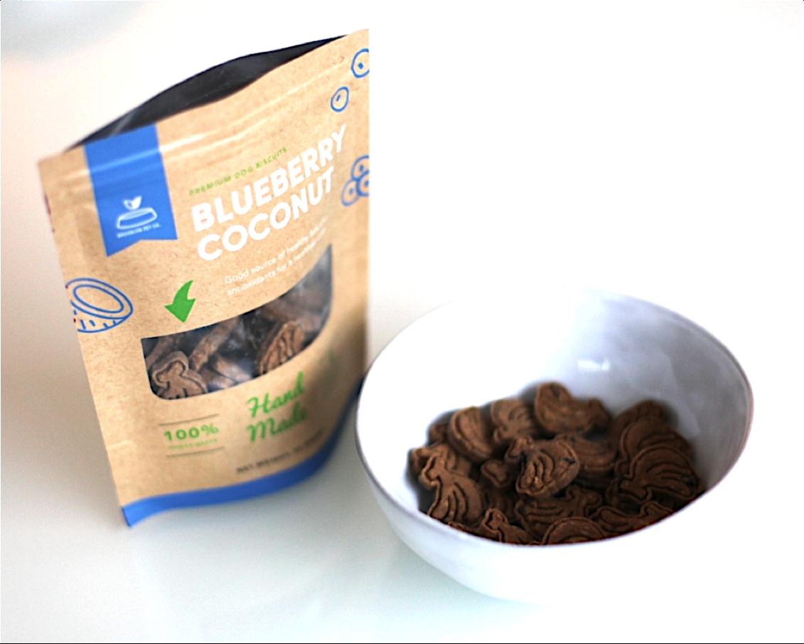 강아지 수제 쿠키 샘플러 A (70g x 4) - 브루클린, 27,000원, 간식/영양제, 수제간식