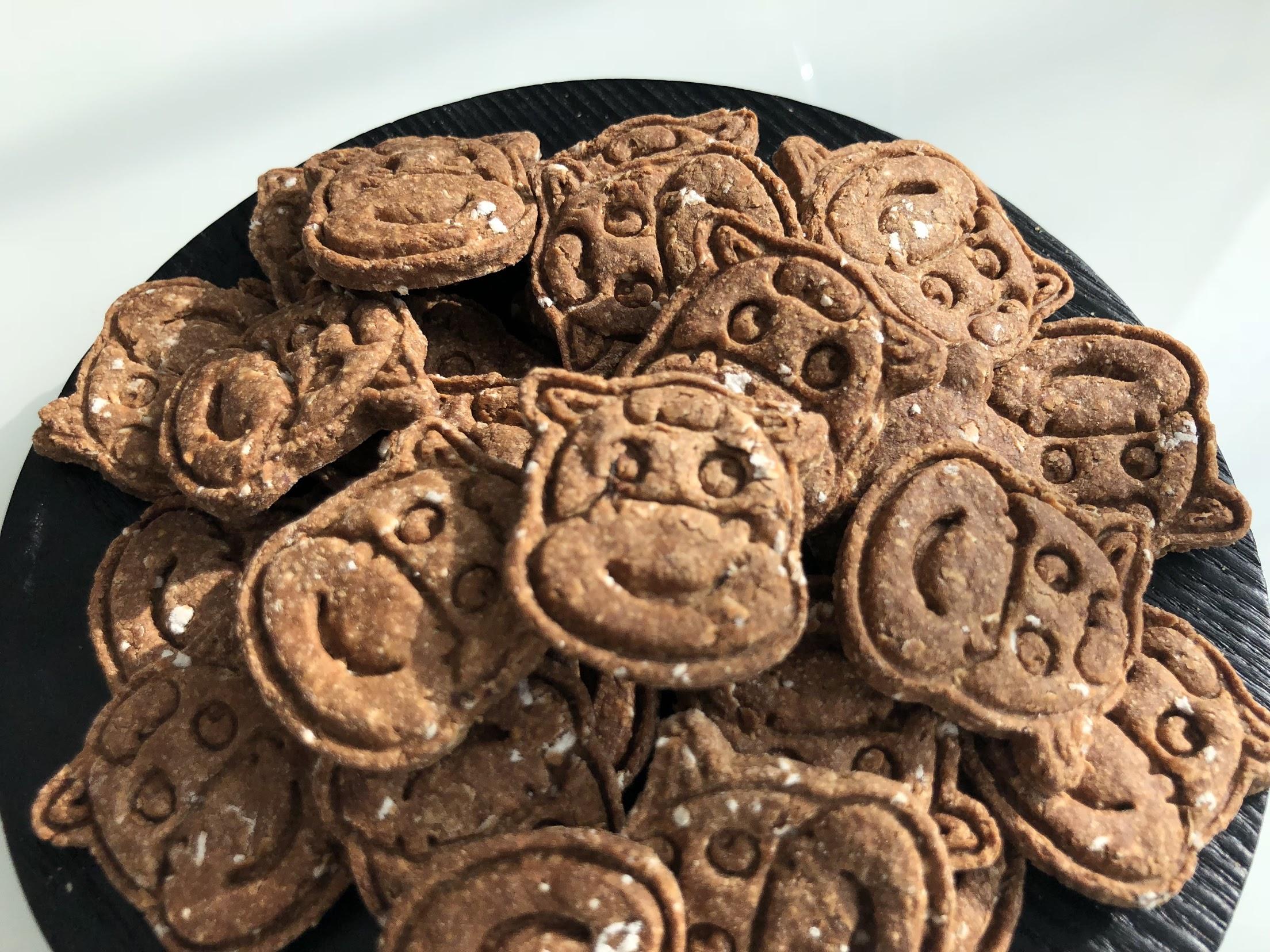강아지 수제 쿠키 샘플러 B (70g x 4) - 브루클린, 27,000원, 간식/영양제, 수제간식