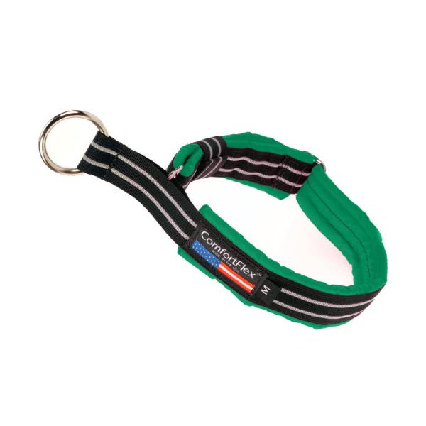 컴포트플렉스 강아지 슬립칼라 초록
