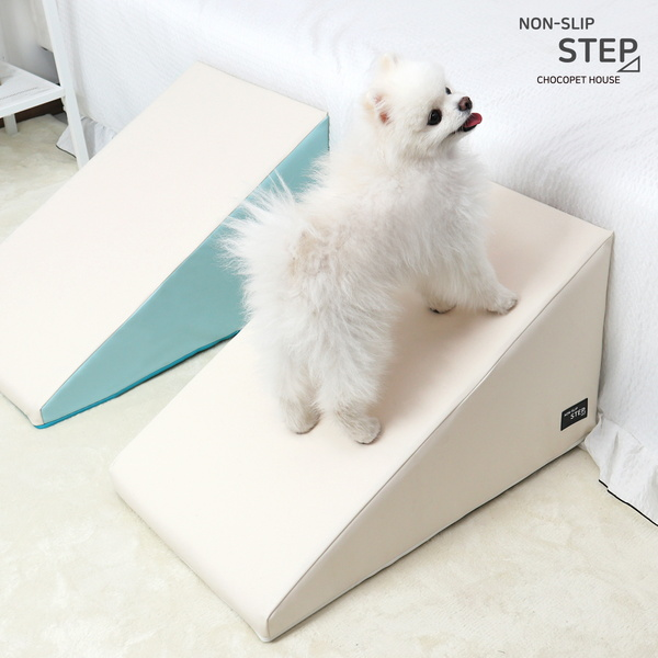 초코펫하우스 강아지계단 정품 실리콘 논슬립 스텝