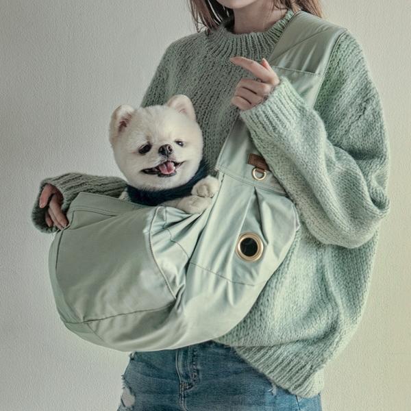 밀리옹 미엘슬링백 티파니민트 MIEL SLING BAG Tiffany Mint