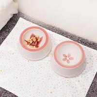 벚꽃 밥 그릇 1구 (대)