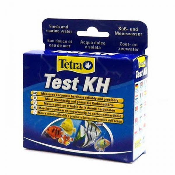 테트라 KH(탄산경도) TEST