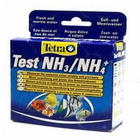 테트라 NH3, NH4(암모니아) TEST