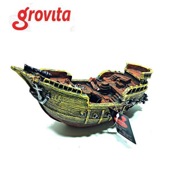 그로비타 노란 난파선 WS069