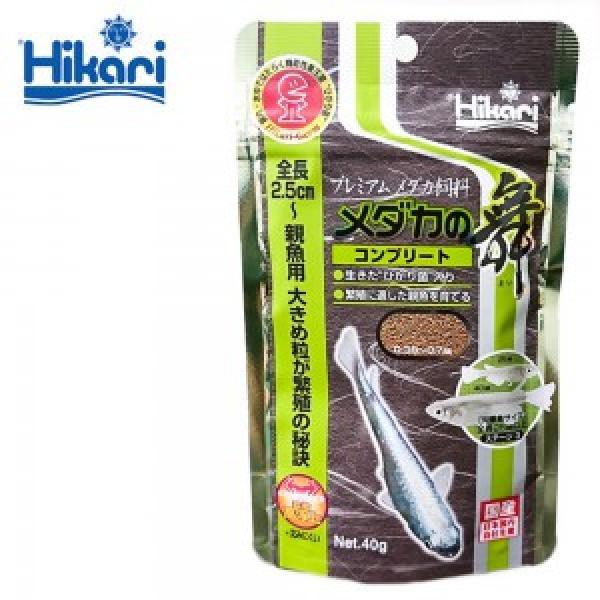 히카리 메다카 컴플리트 사료(성어용) L 40g
