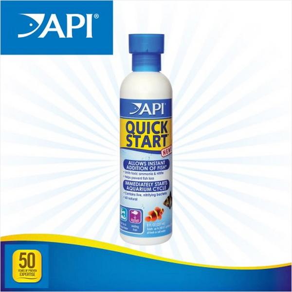 API 퀵스타트(수질관리) 237ml