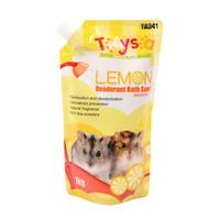 TAISA)햄스터모래1KG/레몬향/TA341