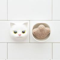 앙펫 고양이 발바닥모양 천연 마따따비 비누 라벤더향