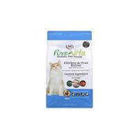 (유통기한21.02.09)퓨어비타 홀리스틱 고양이 사료 치킨 완두콩 전연령용 3kg