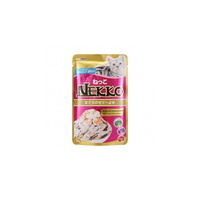 (유통기한21.03.13)네코 고양이 간식 참치 새우 가리비 파우치 70g