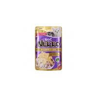 (유통기한21.08.15)네코 고양이 간식 참치 치즈 파우치 70g