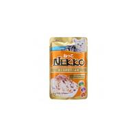 (유통기한21.08.15)네코 고양이 간식 참치 가다랑어 파우치 70g