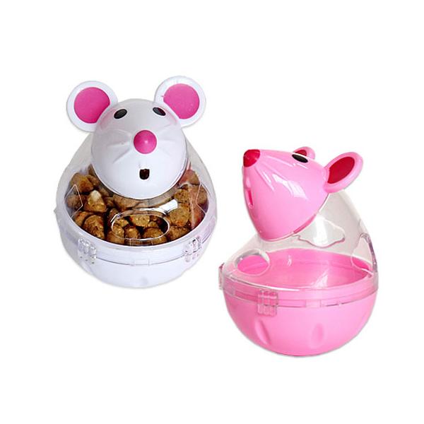 우쭈쭈 쉐이크 마우스 스낵볼 장난감
