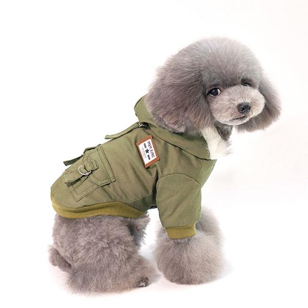 강아지 옷 패딩 고양이 겨울옷 야상 애견의류