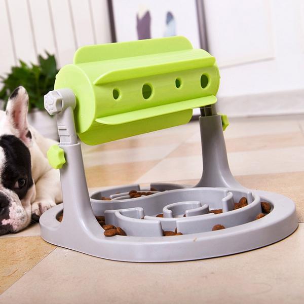 강아지 노즈워크 롤링토이 장난감 고양이 놀이 밥그릇