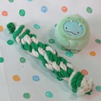 미니뼈다귀 로프토이 장난감