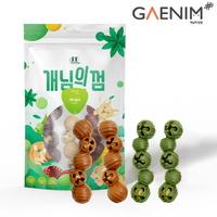 개님의껌 캐터필러 강아지 치석제거 천연 덴탈껌 4개입