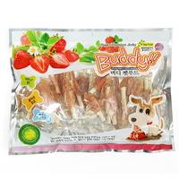 (유통기한21.09.31)버디 칼슘 미니 닭갈비 간식 400g
